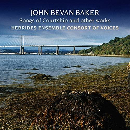 Consort of Voices, Hebrides Ensemble & ウィリアム・コンウェイ