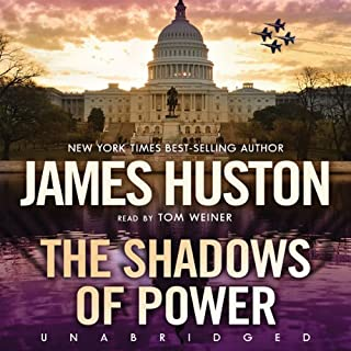 The Shadows of Power audiobook cover art