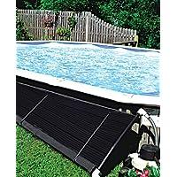 SunHeater S120U 20-Ft. Universal Solar Pool Heater (Black)