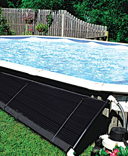 SunHeater 2' x 20' Universal Solar Pool Heater  $166 at Amazon
