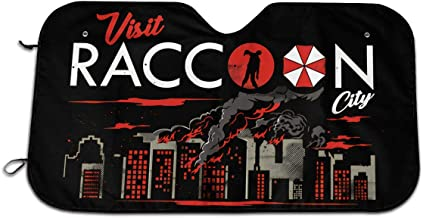 REECECAM Resident Evil Operation Raccoon City Windshield Snow Cover No More Scraping Car Fits Most Car 51.2