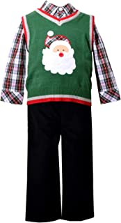 christmas applique for boys