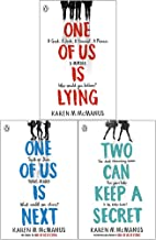 Karen McManus 3 Books Collection Set (One Of Us Is Lying, One Of Us Is Next, Two Can Keep a Secret)