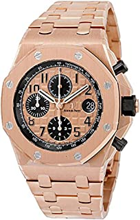 Audemars Piguet Royal Anode Chronograph 42mm Rose Gold 26470or.oo.1000or.01