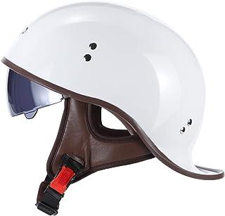 Romacci Capacete de bicicleta, capacete de ciclismo de bicicleta para homens/mulheres com óculos ocultos. Bicicleta de mon...