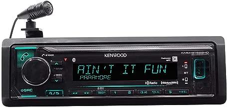 Kenwood KMM-BT522HD Digital Media Receiver w/Bluetooth (Renewed)