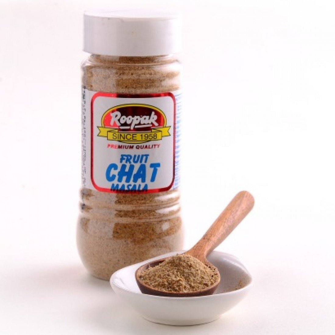 Roopak Popular brand in the world Delhi Fruit Chat Masala supreme Indian - Seasoning Spice Powder
