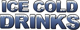Best ice cold drinks sign Reviews