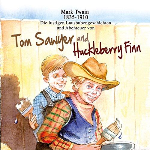 Tom Sawyer und Huckleberry Finn Titelbild