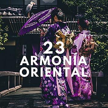 23 Armonía Oriental - las Mejores Músicas Relajantes Orientales, Música Relajante India, China, Japonesa con los Sonidos de la Naturaleza