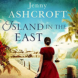 Island in the East audiobook cover art