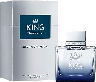 Antonio Banderas King Of Seduction for Men Eau de Toilette 100ml