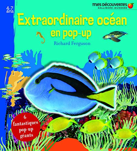 Extraordinaire océan en pop-up