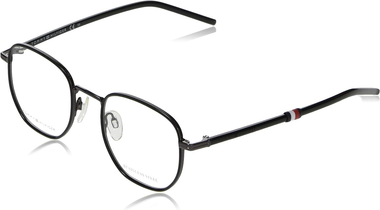 Tommy Hilfiger frame TH-1686 V81 Dark Black store Challenge the lowest price - Metal Ruthenium