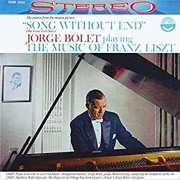 Jorge Bolet playing the Music of Franz Liszt (Transferred from the Original Everest Records Master Tapes)