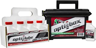 Opti-Lube XPD Formula Diesel Fuel Additive: 4oz 8 Pack with Opti-Box Treats up to 16 gallons per 4 ox bottle
