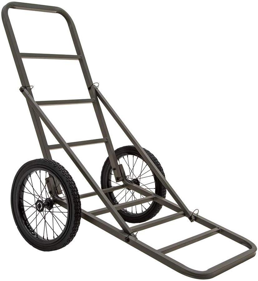 Super special price Kill Shot 300 lb. Capacity Max 78% OFF Game Cart Folding
