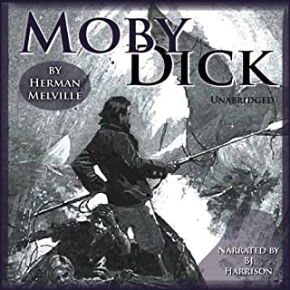 Moby Dick cover art