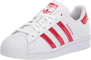 Amazon.com: red and White adidas Shoes