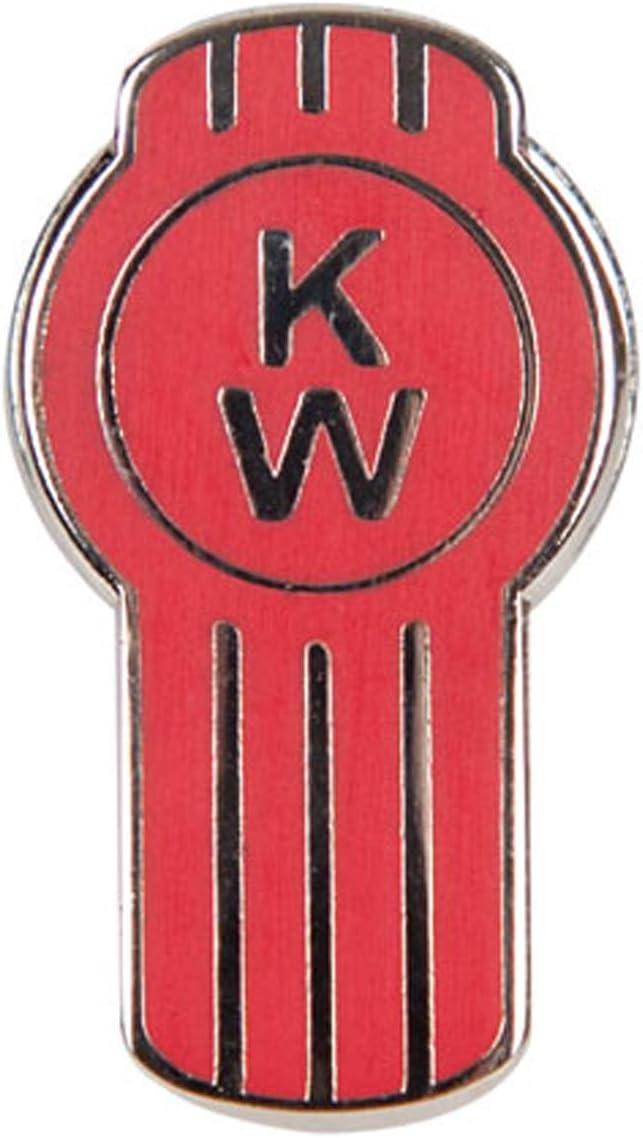 Diesel Power Special price Plus Kenworth Max 62% OFF Bug Hat KW Lapel Logo Pin