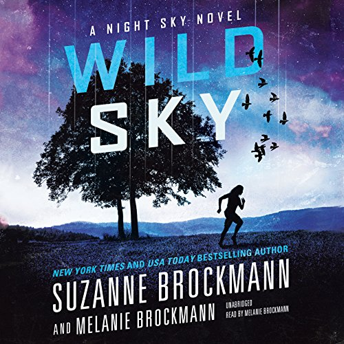 Wild Sky audiobook cover art