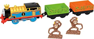 Thomas & Friends FXX55 Friends Trackmaster Monkey Mania Thomas Motorised Engine, Multi-Colour