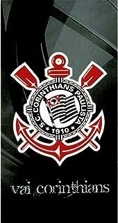 Authentic Corinthians Soccer Team Beach Towel - Type II   Toalha de Praia Oficial do Corinthians Modelo 02