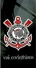 Authentic Corinthians Soccer Team Beach Towel - Type II | Toalha de Praia Oficial do Corinthians Modelo 02