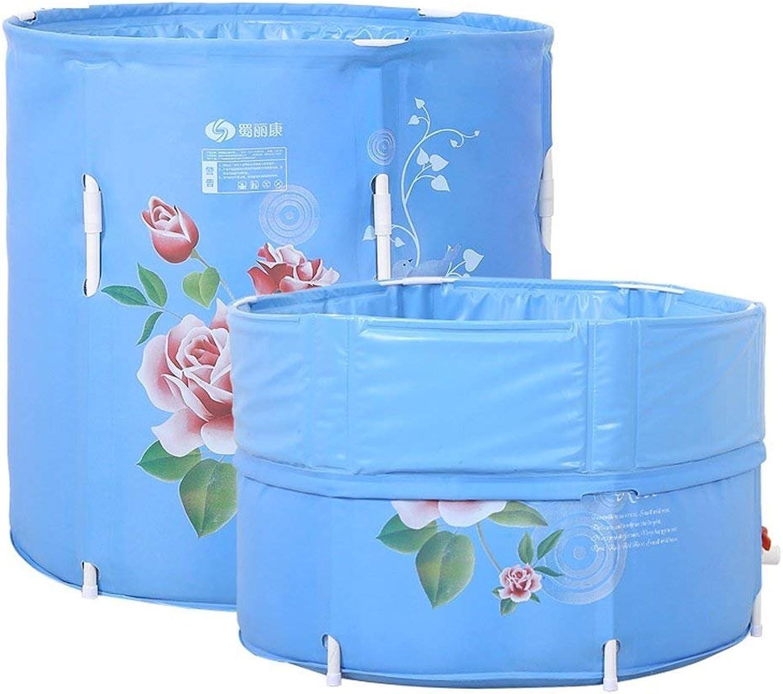 C.N. CN Bathtub Lifting Folding Bath Bags Adult Inflatable Nylon Cloth Bubble Bath Baskets Baths Bath Large