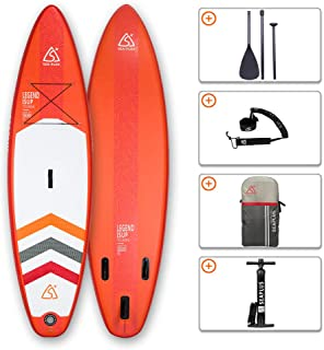 SEAPLUS Tabla de Paddle Surf Hinchable Sup Inflatable Stand