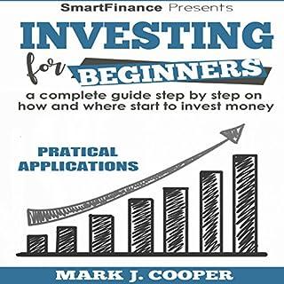 Investing for Beginners audiobook cover art