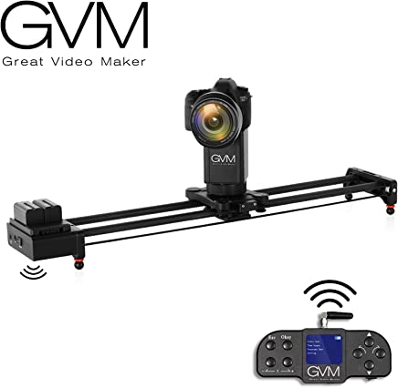 2-Axis Motorize Camera Slider 32'' Electronic Video...