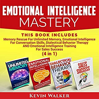 Emotional Intelligence Mastery                   By:                                                                                                                                 Kevin Walker                               Narrated by:                                                                                                                                 Mark Norman                      Length: 12 hrs and 25 mins     25 ratings     Overall 4.8