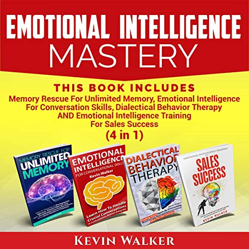 Emotional Intelligence Mastery audiobook cover art