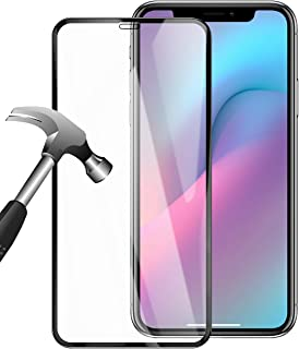 AICASEME Screen Protector for iPhone 11 Pro [Tempered Glass], 20D 9H Anti Scratch Hardness 0.26mm Crystal HD Clear Protect...