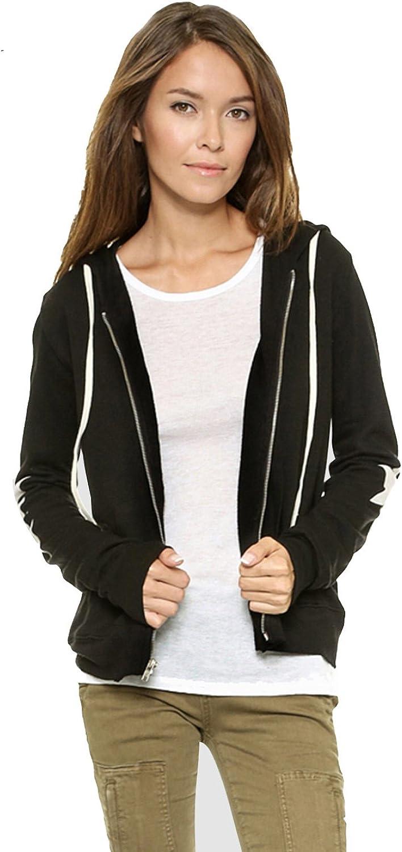 LLXYD Ladies Spring Long Sleeves Sweater Hoodies