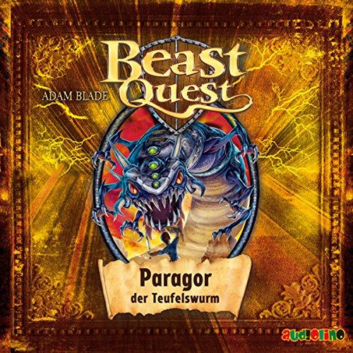Paragor, der Teufelswurm (Beast Quest 29) Titelbild