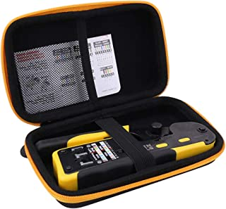 Aenllosi Hard Carrying Case for Pass-Thru Modular Wire Crimper,Klein Tools VDV226-110