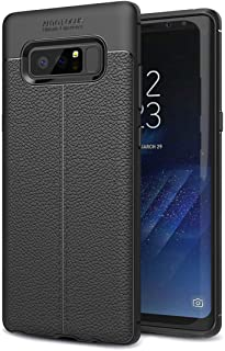 Best samsung note 8 leather case Reviews
