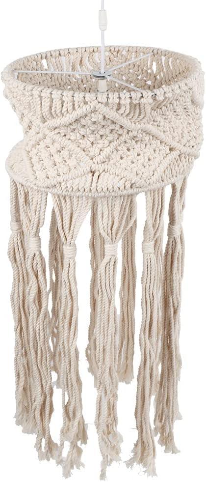 Cotton Woven Chandelier Decoration Bohemian Super-cheap Elegant Max 71% OFF