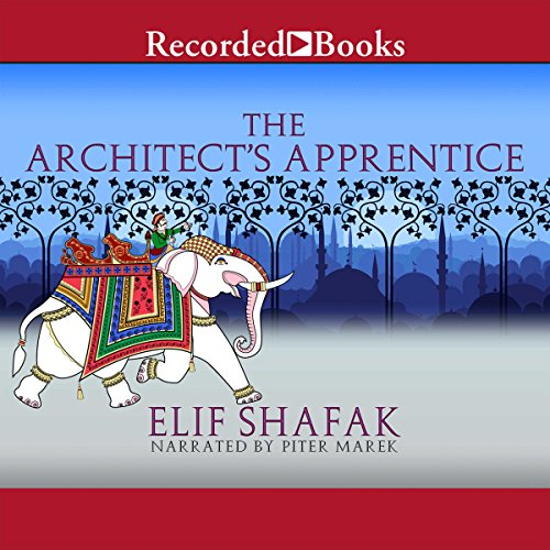 The Architect's Apprentice audiobook cover art