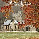Ohio Places 2021 12 x 12 Inch Monthly Square Wall Calendar, USA United States of America Midwest State Nature