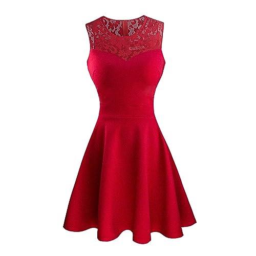 red dresses for juniors