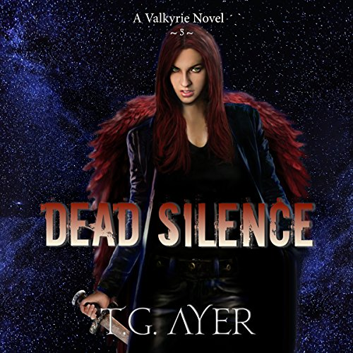 Dead Silence audiobook cover art
