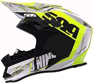 509 Altitude Helmet with Fidlock (Chromium Hi-Vis - Large)