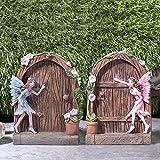 Pelle & Sol Fairy Set of 2 Door ...