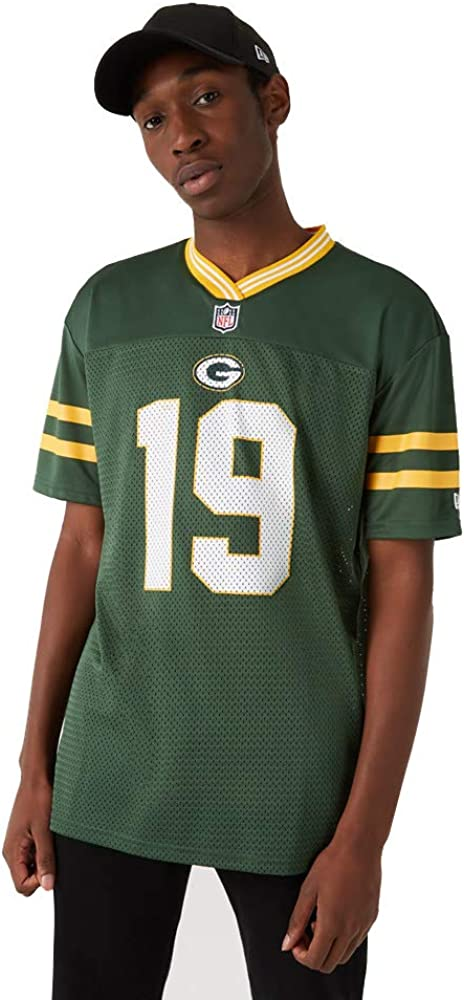 New Era Green Bay Packers T Shirt/tee NFL Logo Oversized tee