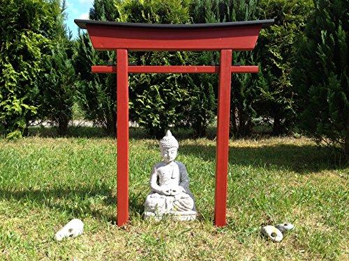 Asia Art Factory AAF Nommel®, Torii 022 Japanstyle für Haus und Garten Holzbogen Torbogen Tor