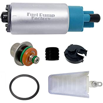 Replaces 2521011 2008-2010 HFP-382-P Fuel Pump with Strainer 2520914 Regulator and Tank Seal Polaris RZR 800//S//4 EFI