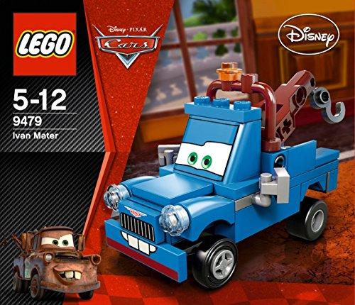 LEGO Cars - 9479 - Jeu de Construction - Agent Martin